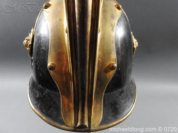 michaeldlong.com 9333 600x450 Austrian Dragoon Helmet