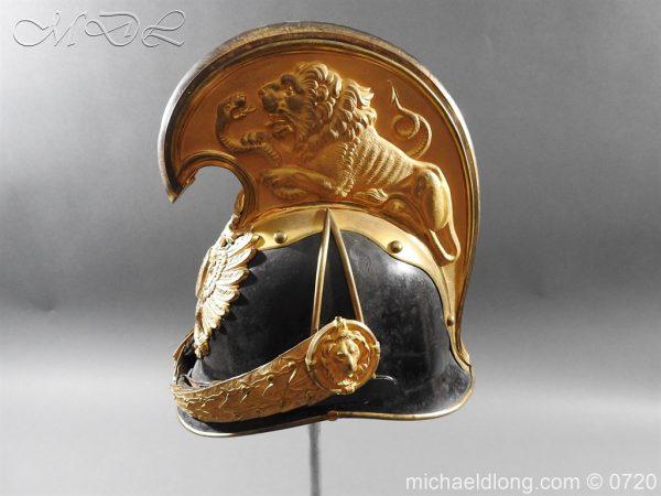 michaeldlong.com 9334 600x450 Austrian Dragoon Helmet