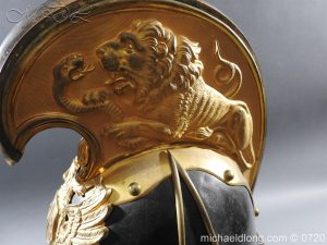 michaeldlong.com 9335 300x225 Austrian Dragoon Helmet