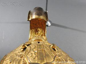 michaeldlong.com 9337 300x225 Austrian Dragoon Helmet
