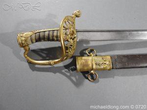 michaeldlong.com 9342 300x225 Royal Netherlands Officer's Naval Sword by Prosser