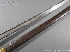 michaeldlong.com 9343 300x225 Royal Netherlands Officer's Naval Sword by Prosser