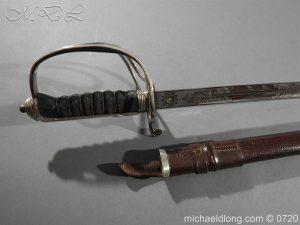 michaeldlong.com 9536 300x225 Royal Horse Artillery Presentation Sword By Wilkinson