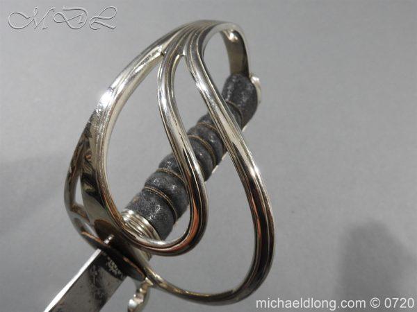 michaeldlong.com 9554 600x450 Royal Horse Artillery Presentation Sword By Wilkinson