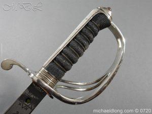 michaeldlong.com 9555 300x225 Royal Horse Artillery Presentation Sword By Wilkinson