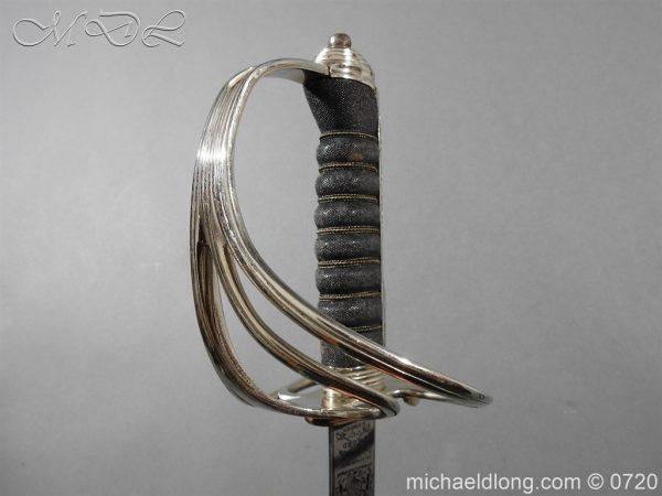 michaeldlong.com 9558 600x450 Royal Horse Artillery Presentation Sword By Wilkinson