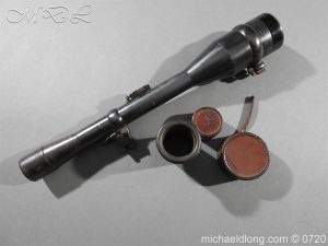 German Telescopic Rifle Sight by C P Goerz