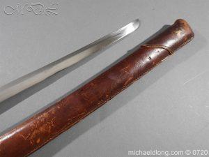 michaeldlong.com 9782 300x225 Japanese Officer's WW2 Sword & Photographs