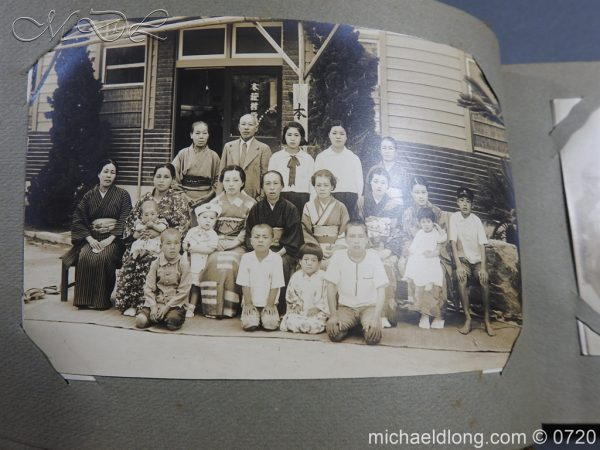 michaeldlong.com 9788 600x450 Japanese Officer's WW2 Sword & Photographs