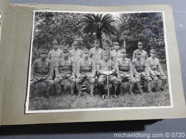 michaeldlong.com 9792 600x450 Japanese Officer's WW2 Sword & Photographs