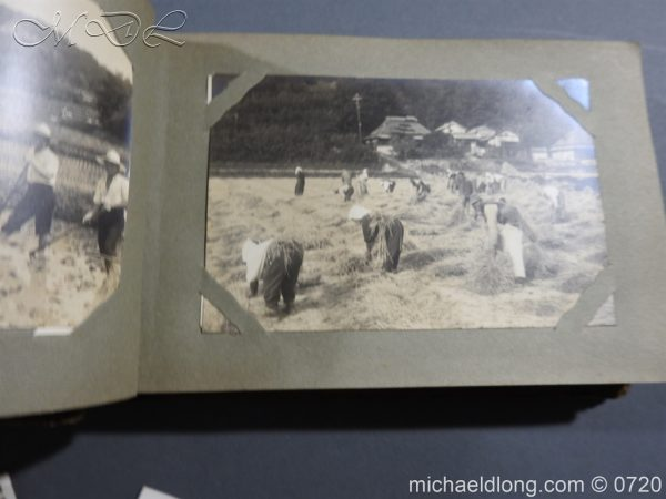michaeldlong.com 9793 600x450 Japanese Officer's WW2 Sword & Photographs