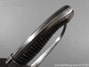 michaeldlong.com 9855 300x225 British Infantry Officer's Sword c 1790