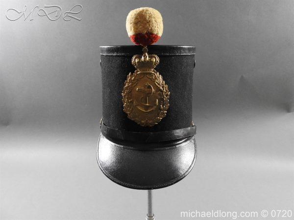 michaeldlong.com 9960 600x450 Royal Dockyard Battalion Shako