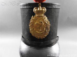 michaeldlong.com 9961 300x225 Royal Dockyard Battalion Shako