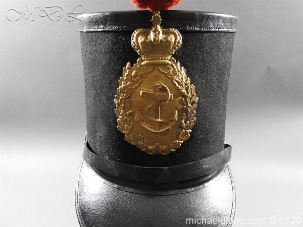 michaeldlong.com 9961 600x450 Royal Dockyard Battalion Shako