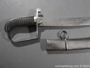 michaeldlong.com 10170 300x225 British 1796 Officer's Sword
