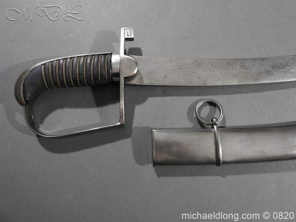 michaeldlong.com 10170 600x450 British 1796 Officer's Sword