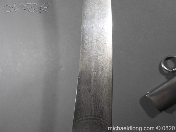 michaeldlong.com 10180 600x450 British 1796 Officer's Sword