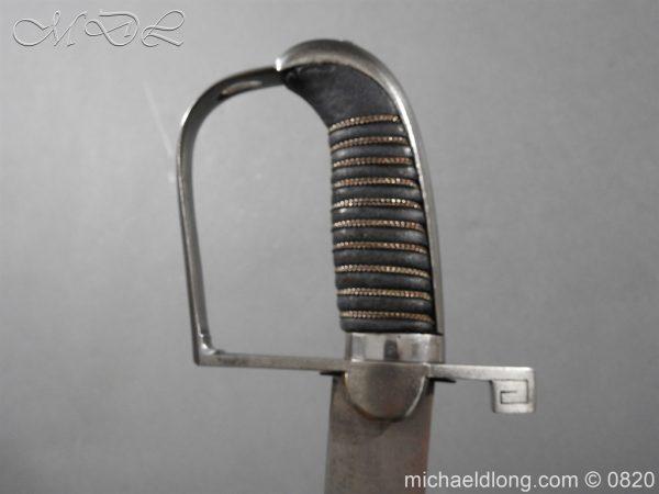 michaeldlong.com 10190 600x450 British 1796 Officer's Sword