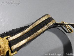 michaeldlong.com 10360 300x225 Royal Naval Officer's Full Dress Belt