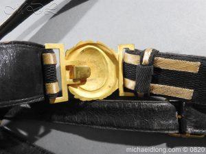 michaeldlong.com 10366 300x225 Royal Naval Officer's Full Dress Belt