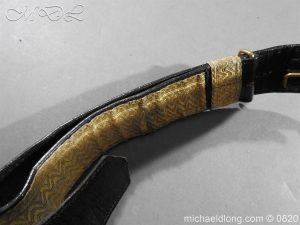 michaeldlong.com 10381 300x225 Royal Artillery Victorian Officer's Dress Belt