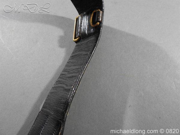 michaeldlong.com 10382 600x450 Royal Artillery Victorian Officer's Dress Belt