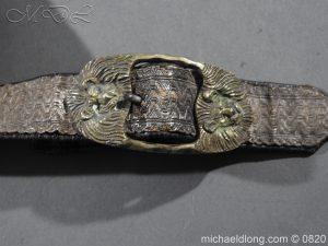 michaeldlong.com 10387 300x225 Royal Artillery Volunteers Victorian Officer's Dress Belt