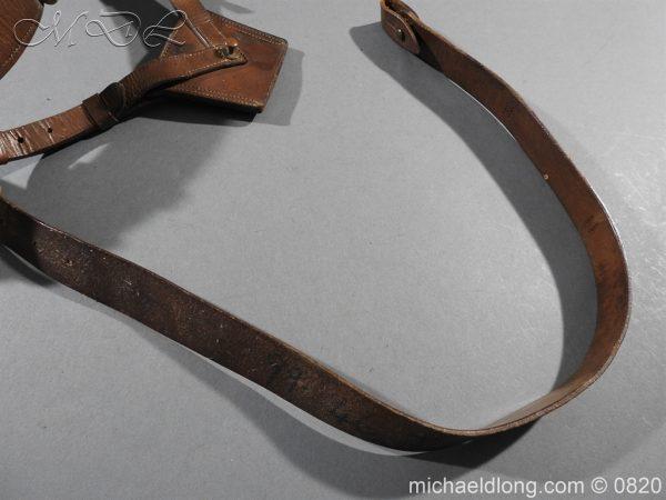 michaeldlong.com 10392 600x450 British Officer's Sam Brown Belt and Sword Frog