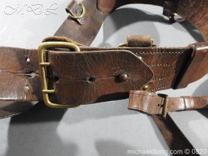 michaeldlong.com 10394 300x225 British Officer's Sam Brown Belt and Sword Frog