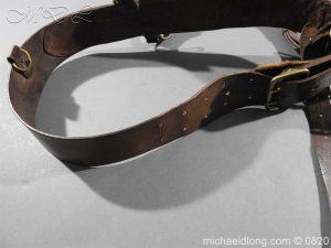 michaeldlong.com 10397 300x225 British Officer's Sam Brown Belt and Sword Frog