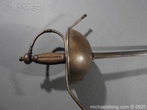 michaeldlong.com 10760 300x225 Spanish Cup Hilt Rapier