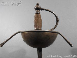 michaeldlong.com 10771 300x225 Spanish Cup Hilt Rapier
