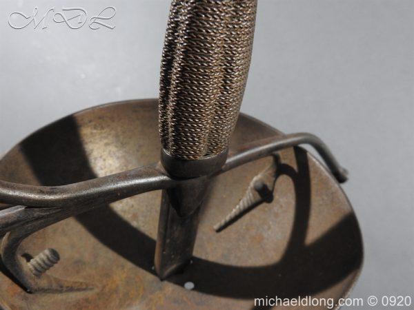 michaeldlong.com 10773 600x450 Spanish Cup Hilt Rapier