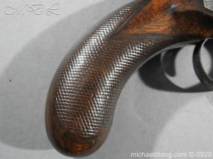 michaeldlong.com 10799 300x225 Flintlock Pistol by Stevens London