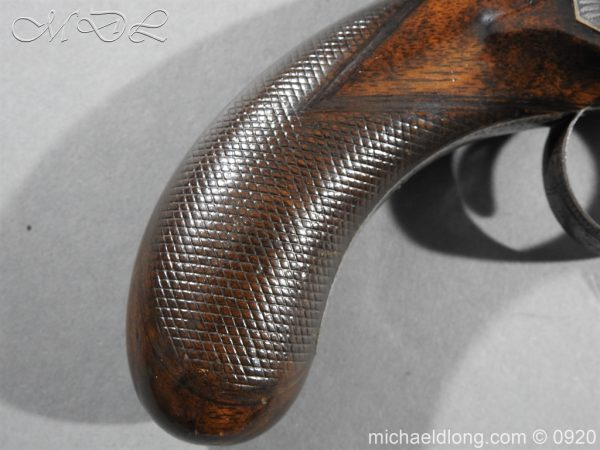 michaeldlong.com 10799 600x450 Flintlock Pistol by Stevens London