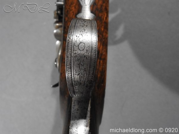 michaeldlong.com 10804 600x450 Flintlock Pistol by Stevens London