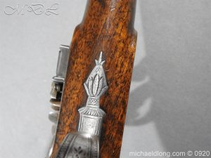 michaeldlong.com 10805 300x225 Flintlock Pistol by Stevens London