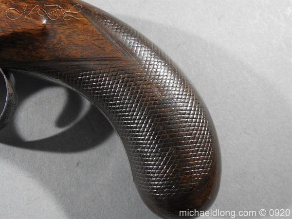 michaeldlong.com 10807 600x450 Flintlock Pistol by Stevens London