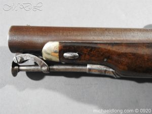 michaeldlong.com 10809 300x225 Flintlock Pistol by Stevens London
