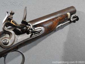 michaeldlong.com 10810 300x225 Flintlock Pistol by Stevens London