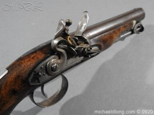 michaeldlong.com 10815 300x225 Flintlock Pistol by Stevens London