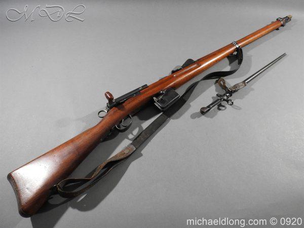 michaeldlong.com 10824 600x450 Schmidt Rubin Model 1889 7.5 x 53.5mm M1892 Bayonet All Matching