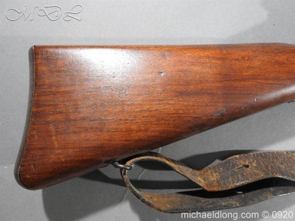 michaeldlong.com 10825 600x450 Schmidt Rubin Model 1889 7.5 x 53.5mm M1892 Bayonet All Matching