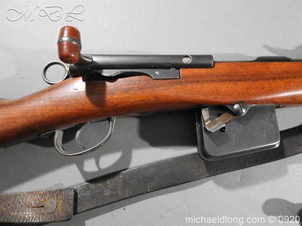 michaeldlong.com 10826 600x450 Schmidt Rubin Model 1889 7.5 x 53.5mm M1892 Bayonet All Matching