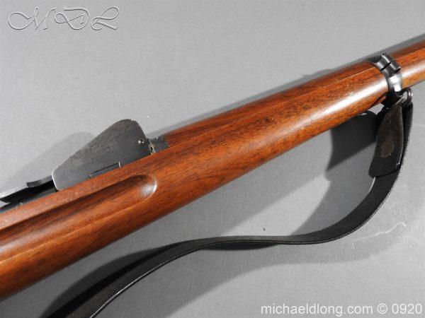 michaeldlong.com 10827 600x450 Schmidt Rubin Model 1889 7.5 x 53.5mm M1892 Bayonet All Matching