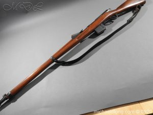 michaeldlong.com 10829 300x225 Schmidt Rubin Model 1889 7.5 x 53.5mm M1892 Bayonet All Matching