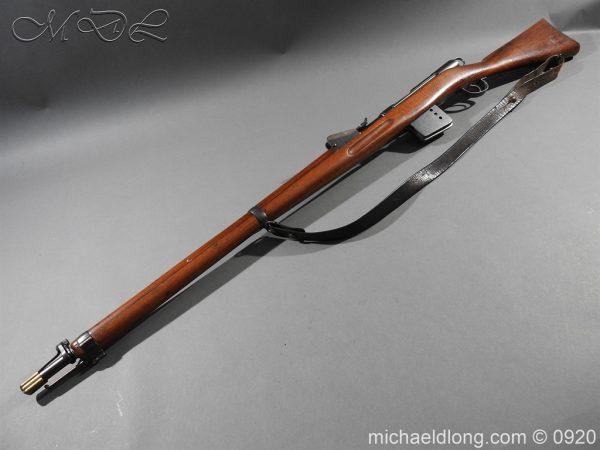 michaeldlong.com 10830 600x450 Schmidt Rubin Model 1889 7.5 x 53.5mm M1892 Bayonet All Matching