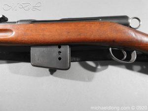 michaeldlong.com 10832 300x225 Schmidt Rubin Model 1889 7.5 x 53.5mm M1892 Bayonet All Matching