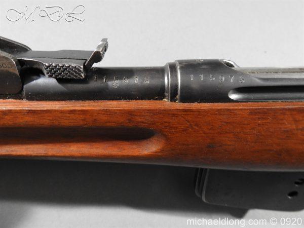 michaeldlong.com 10836 600x450 Schmidt Rubin Model 1889 7.5 x 53.5mm M1892 Bayonet All Matching
